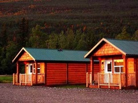 Signature Cabins, Loft Chalet With Kitchen U0026 2 Bedroom Cottages.  Smoke Free. Pillow Top Queen Sized Beds.
